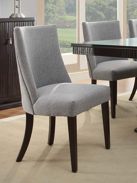 dining room chairs transitional collections