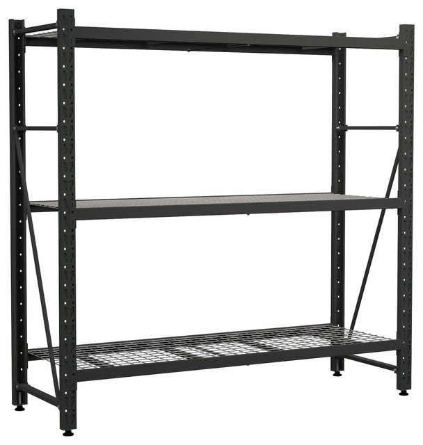newage products pro series heavy duty shelf contemporary. Black Bedroom Furniture Sets. Home Design Ideas