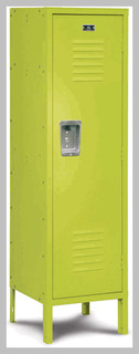 Kids Size Locker - Eclectic - Toy Organizers - by Organize