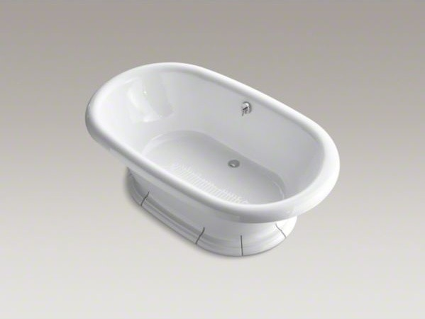 Contemporary bathroom vanity lighting - 72 Quot X 42 Quot Freestanding Bath Contemporary Bathtubs By Kohler
