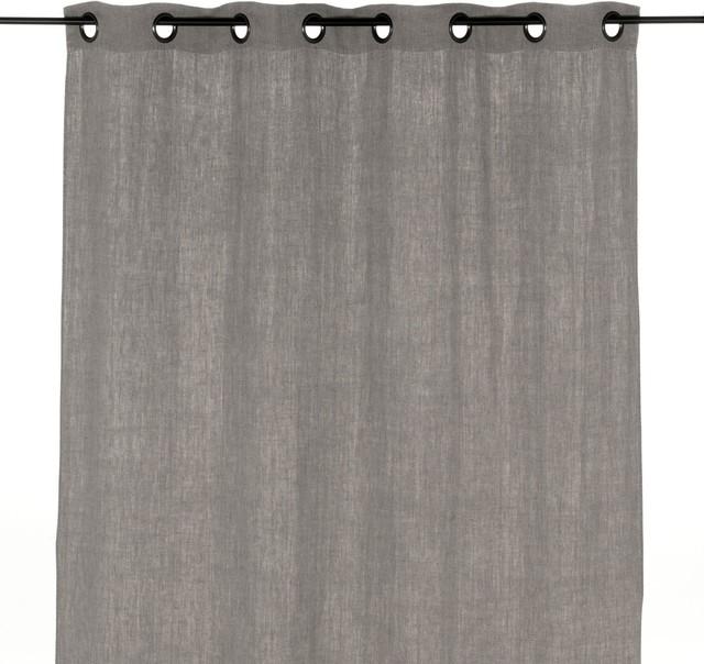 st tropez rideau illets contemporain rideaux par alin a mobilier d co. Black Bedroom Furniture Sets. Home Design Ideas