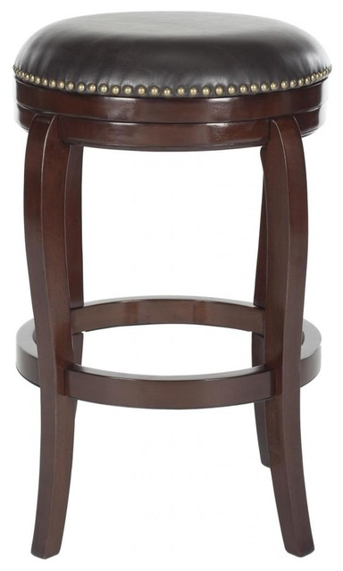 Nuncio Bar Stool Traditional Bar Stools And Counter