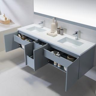 wall mounted bathroom vanities modern bathroom vanity