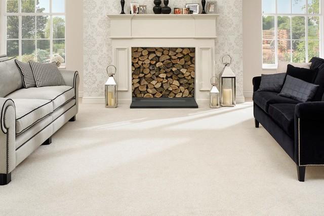 Kingsmead Carpets Living Room Modern West