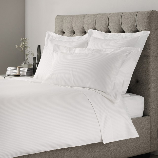 Denver Bed Linen The White Company Modern Sheet And