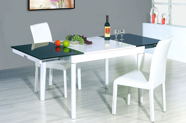 expandable glass dining table 2