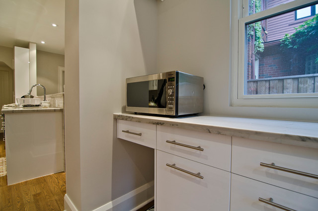 Ikea And Semi Custom Kitchens Eclectic Toronto By Ts Kitchen Projects