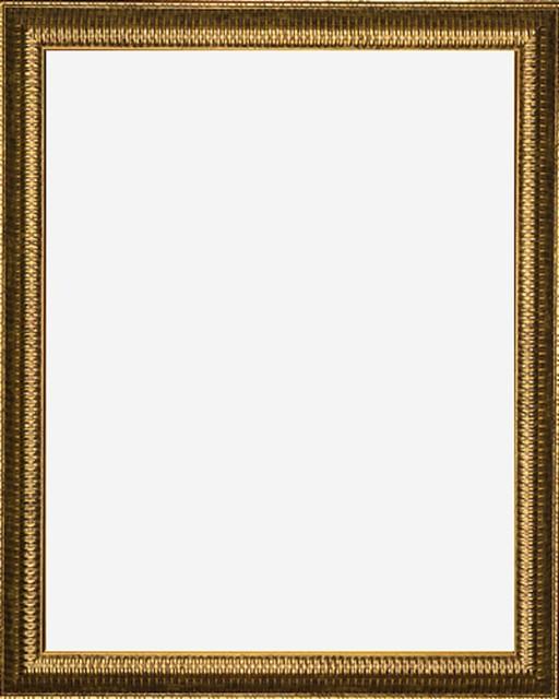 "Framed Dry Erase Board 16"" x 20"" - with Gold Finish Rib ..."