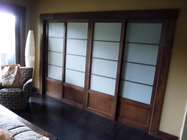 Portlandshojiscreen - Asian - Interior Doors - portland - by Portlandshojiscreen