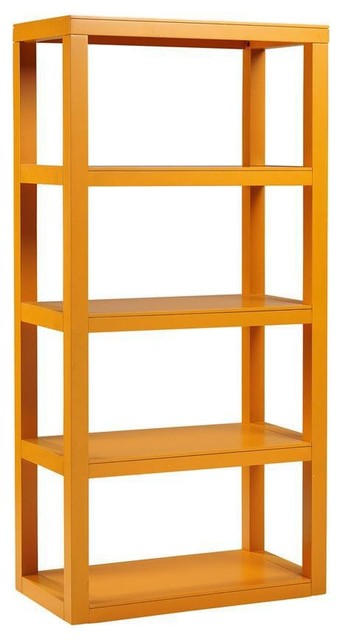 parsons bookcase white 3