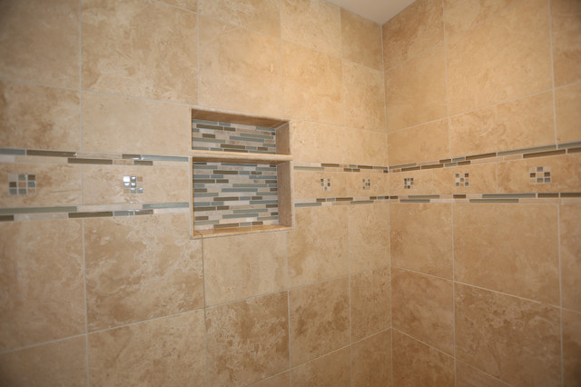 Traditional Bathroom Tile Design Ideas