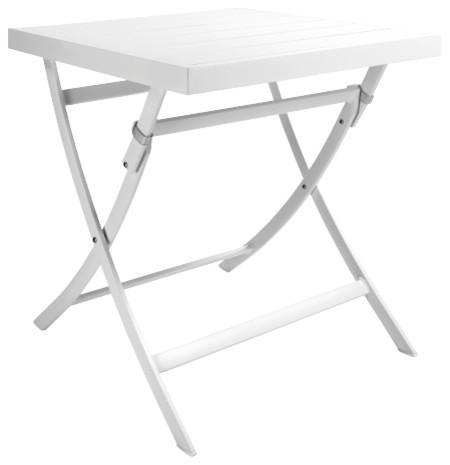 blanche pi tement de table contemporary indoor bistro. Black Bedroom Furniture Sets. Home Design Ideas