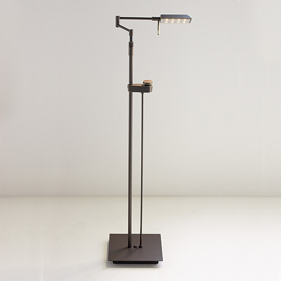 Genesis Led Reading Lamp Modern Floor Lamps By