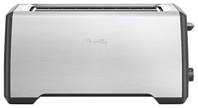 Breville 4-Slice Toaster - Toasters contemporary-toasters