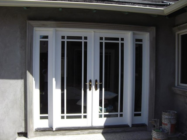 Sgk french doors windows and doors other by sgk home for French doors with side windows that open