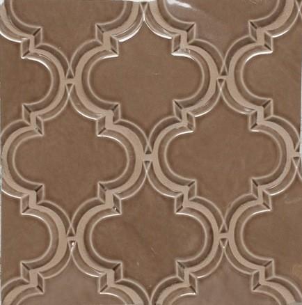 beveled arabesque tile sun kissed moroccan sample
