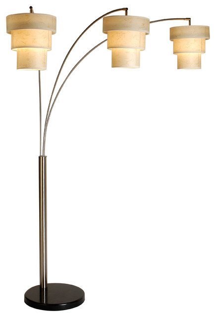 Astoria tree floor lamp modern floor lamps by inmod for Tree floor lamp uk