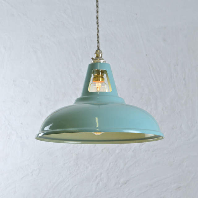 turquoise coolicon light vintage industrial loft