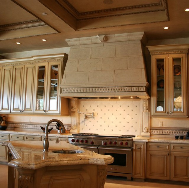 Kitchen Hoods By Realm Of Design Las Vegas