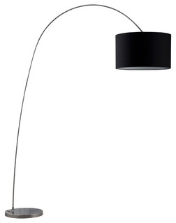 lampadaire design wiggly couleur noir moderne lampadaire ext rieur par. Black Bedroom Furniture Sets. Home Design Ideas