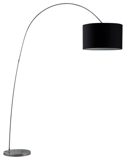 lampadaire design wiggly couleur noir moderne lampadaire exterieur. Black Bedroom Furniture Sets. Home Design Ideas