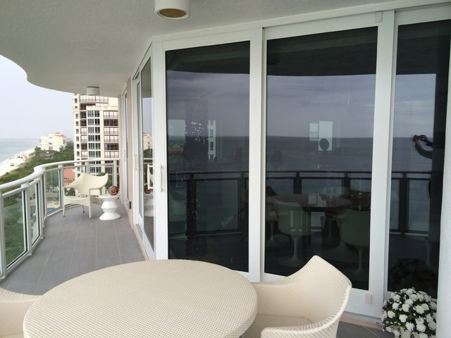 Sliding Glass Doors- Hurricane Resistant - miami - by Builders Glass ...