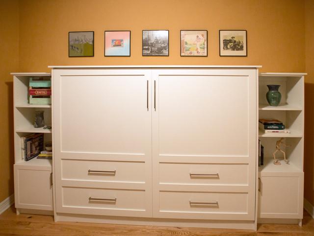 hampton collection modern schrankbetten other metro von murphy wallbed usa. Black Bedroom Furniture Sets. Home Design Ideas
