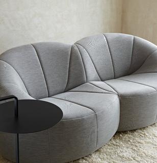 petit canap pumpkin pierre paulin moderne canap. Black Bedroom Furniture Sets. Home Design Ideas