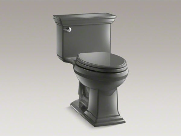 Kohler Toilets Uk : ... -piece elongated 1.28 gpf toilet - Contemporary - Toilets - by Kohler