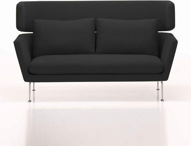 suita citterio 2 sitzer sofa 188x88cm contemporary sofas by. Black Bedroom Furniture Sets. Home Design Ideas