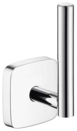 Hansgrohe Puravida Holder For Spare Roll Contemporary Toilet Roll Holders
