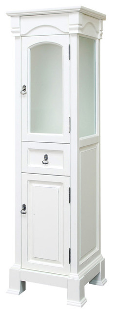 linen wood cabinet white traditional bathroom cabinets and shelves