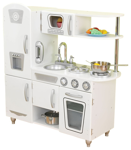 Kidkraft Home Indoor Decorative Kids Play Vintage Kitchen