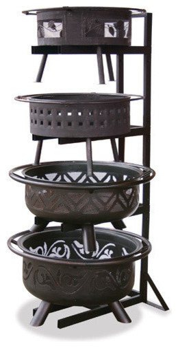 Backyard Fire Pit Accessories :  Products  Outdoor  Fire Pits & Accessories  Fire Pit Accessories