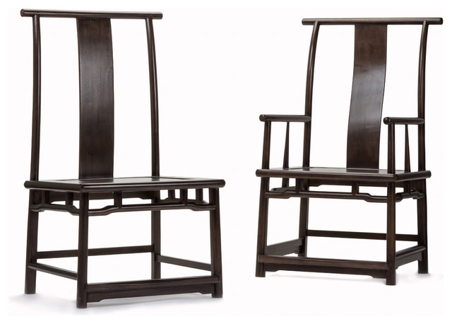 Set Of Six Dining Chairs By Maria Yee Asian Dining