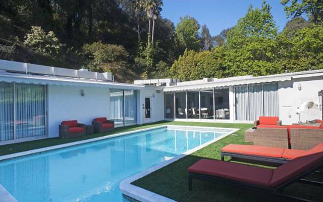 Beverly Hills Home Renovation Modern Pool Los