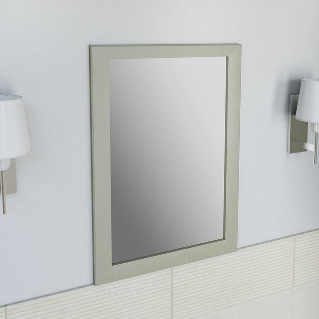 Model Amelyn Bathroom Mirror  Traditional  Bathroom Mirrors  By Burroughs