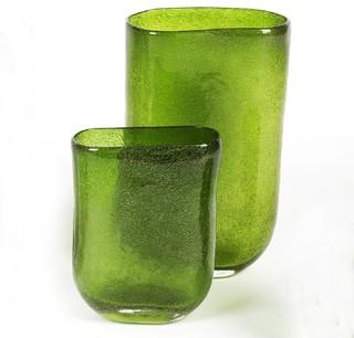 cellini vase oval moderno floreros y jarrones de. Black Bedroom Furniture Sets. Home Design Ideas