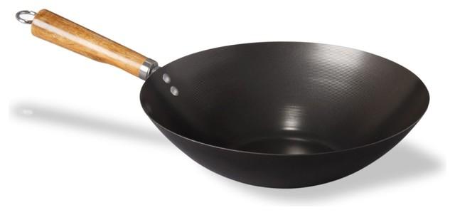 paola wok 31cm asiatique wok par alin a mobilier d co. Black Bedroom Furniture Sets. Home Design Ideas