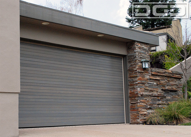 Custom Designed Modern Garage Doors By Dynamic Garage Door