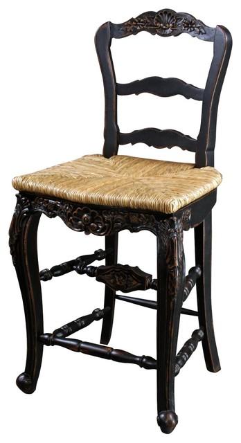 Inspired farmhouse bar stool