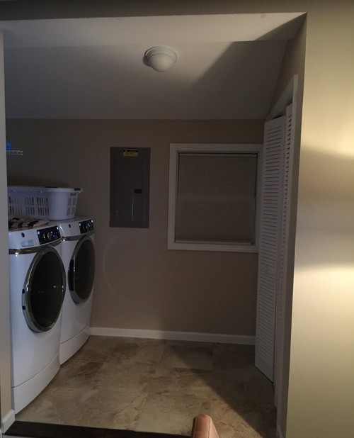 Laundry room office dilemma for Laundry room office