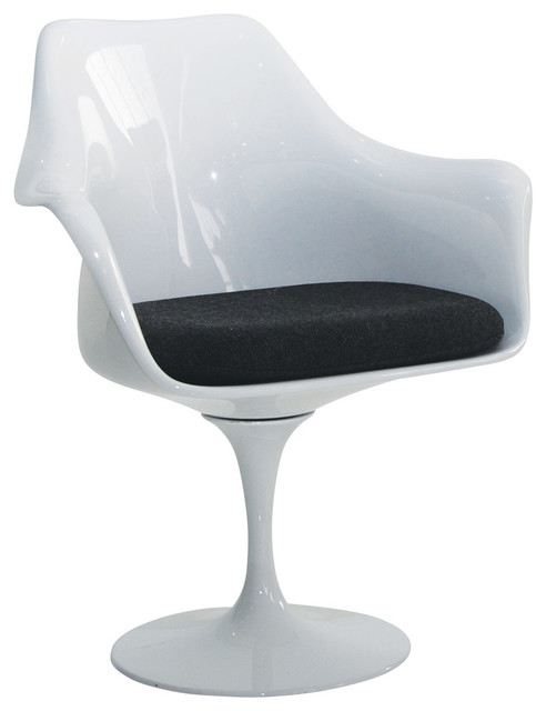 Eos Swivel Dining Armchair Modern Dining Chairs By