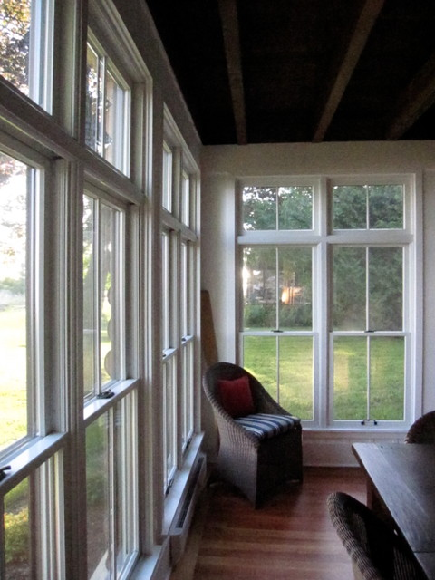 Double Hung Windows And Transoms
