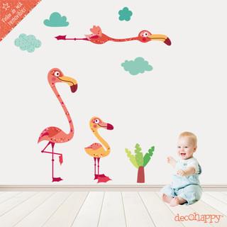 Vinilo infantil de tela animales granja scandinavo decorazioni da parete per bambini other - Decorazioni parete bambini ...