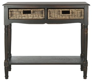 Akot console traditional console tables by haute - Table haute console ...