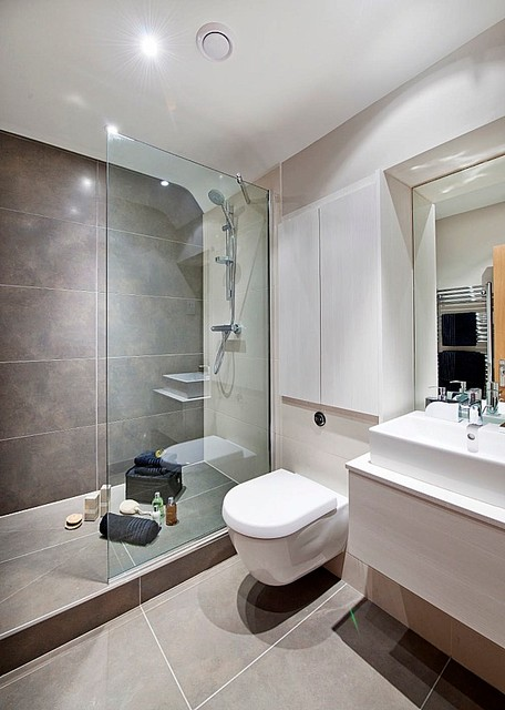 Beautiful Bathroom Tiles  Contemporary  Bathroom  London  By Tilenation Ltd