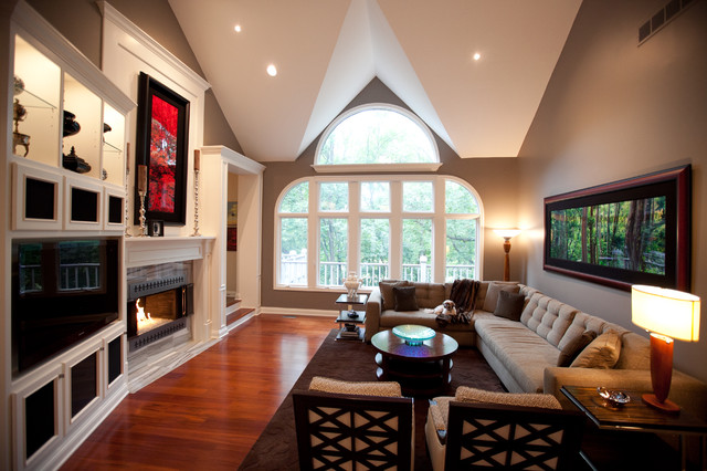 River Highlands Remodel Contemporary Indianapolis By