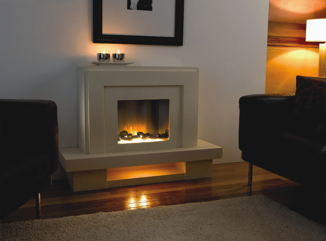 Flamerite lazio electric fireplace suites contemporary for Garden rooms rocal