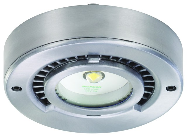 Recessed Mini Led Lighting : Pro puck w led mini downlight modern recessed